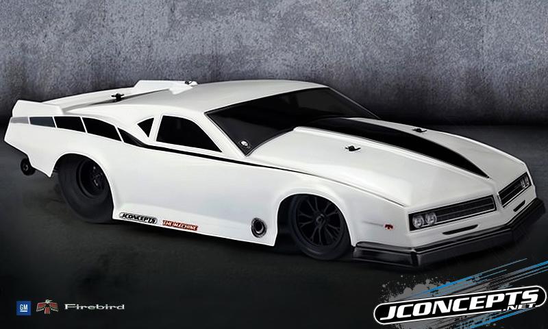 [FUTURE NEW] Carro Pontiac Firebird Drag Racing JConcepts - Body Jconce11