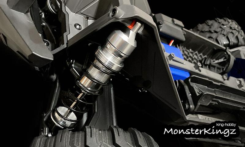 [NEW]Suspension Big Bore Alu tige de 4.5mm Maxx  -  Monster King / KingHobby Big Bore Aluminum Shock Mk_sus11