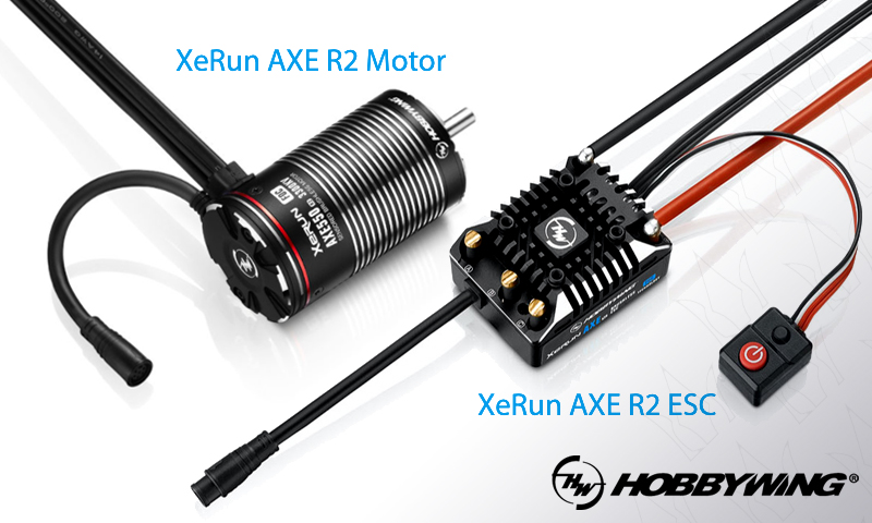 [NEW] Esc & Moteur Rock Crawler AXE R2 / Control & Motor New_ho10
