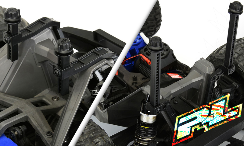 Revopowaaa Traxxas E-Revo X-Maxx Slash Summit - Portail New_pr10