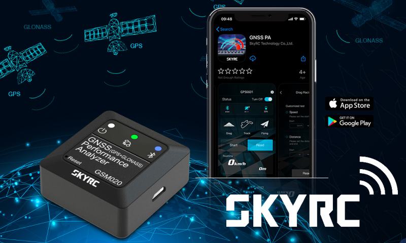 [NEW] GPS / GLONASS - GNSS Performance Analyzer par Sky RC GSM020 / SK-500023 New_sk10