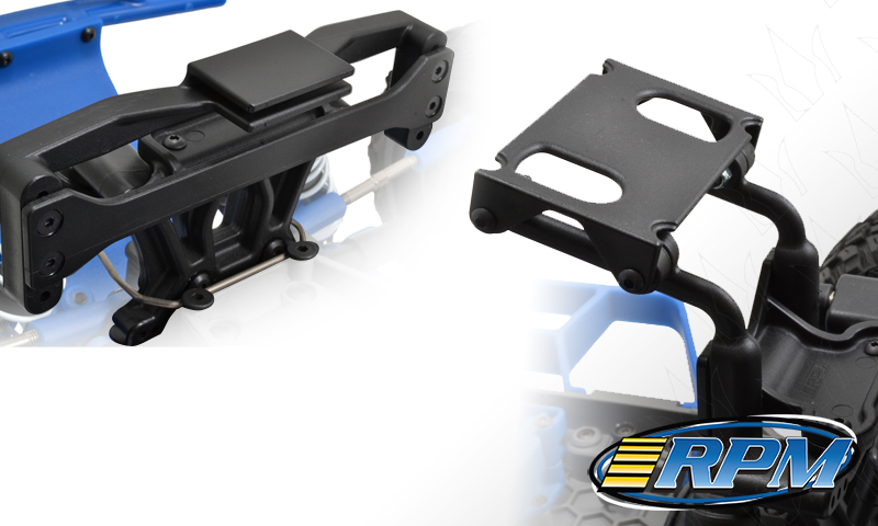 "[NEW] Support Carro ""No Clip"" Pour Slash 4X4 & 4X2 par RPM Racing New_su10"
