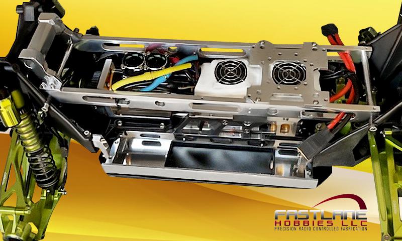 [NEW] Renfort central & Support Ventilateur X-Maxx par FastLane Hobbies LLC News10