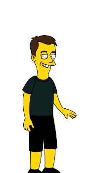 Me as a Simpson's Character Dad10