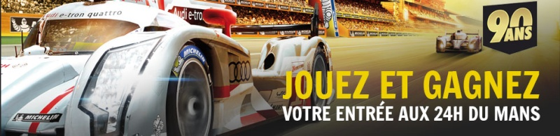 Gagnez votre entrée aux 24 Heures du Mans 1310