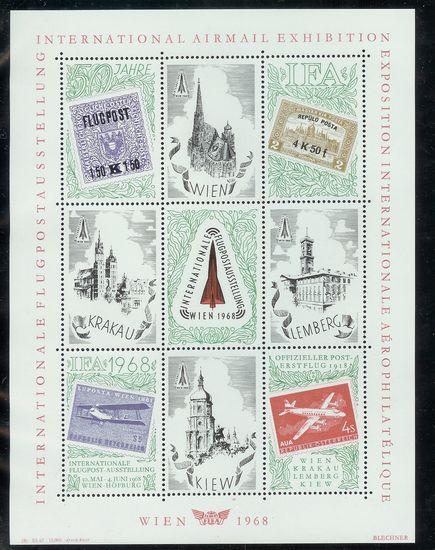Gedenkblätter und Vignetten Ifa19611