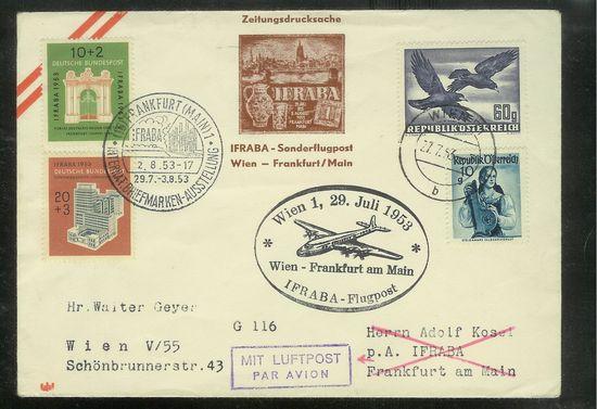 Erstflüge, Sonderflüge und neue Ballonpost - Seite 4 Ifabra10