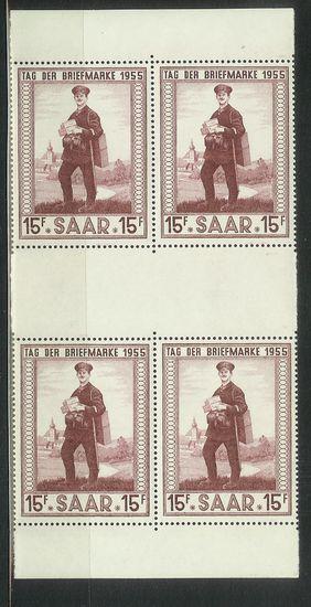 Tag der Briefmarke Saar1910