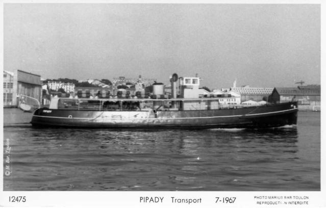 PIPADY ET CAVALAS (TRANSRADE) Pipady10