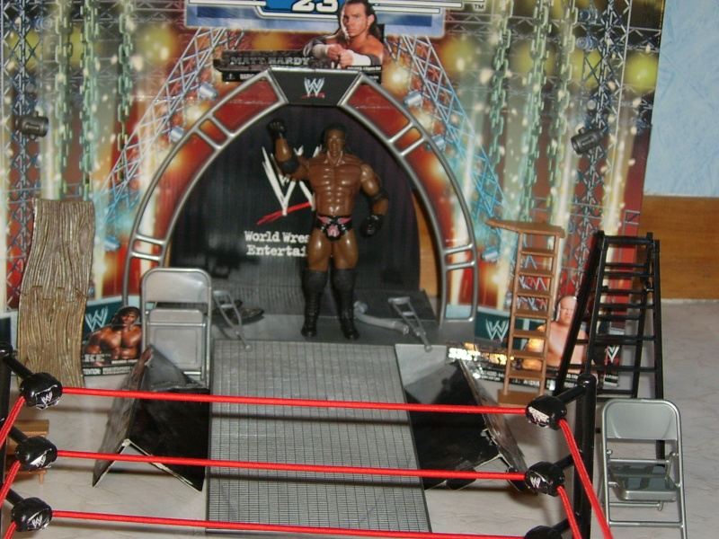 Legend of Wrestling Federation Booker10