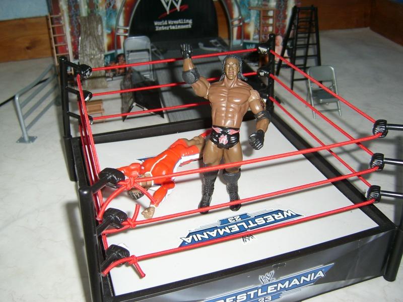 Legend of Wrestling Federation Booker11