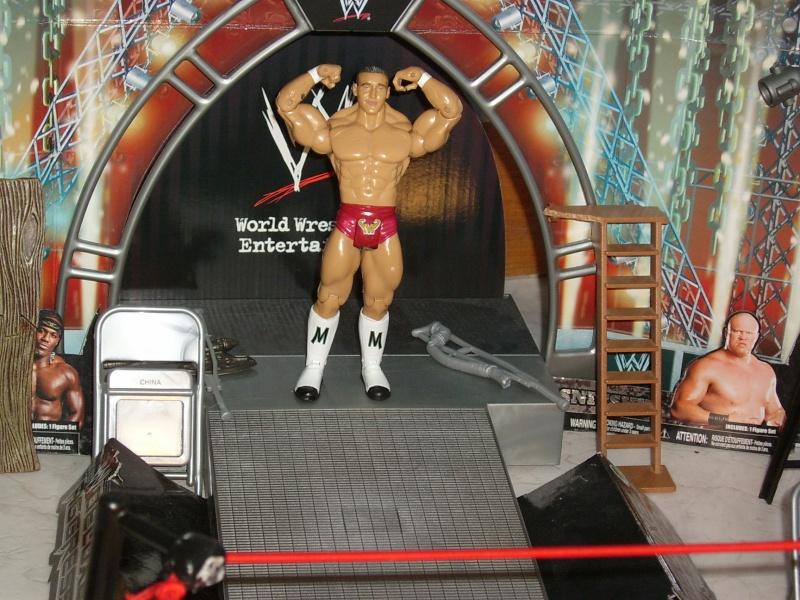 Legend of Wrestling Federation Chrism10