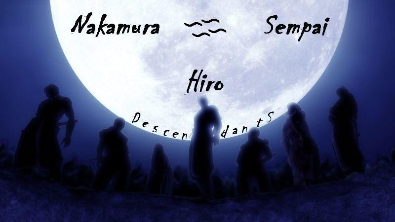 Hiro Nakamura Descendants