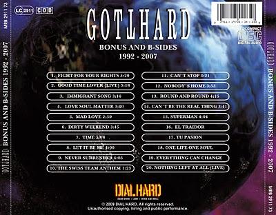 GOTTHARD ( Hard US / Hard Mélodique / AOR )  Gottha11