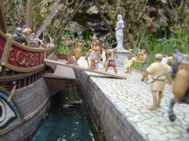 Dio : Birème romain Imperator (Heller) par captain choc Birame13