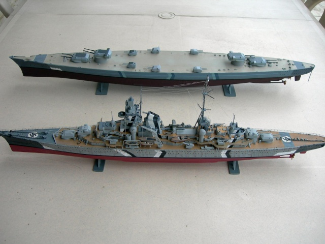 Le Bismarck-  TERMINÉ !!! Bismar10