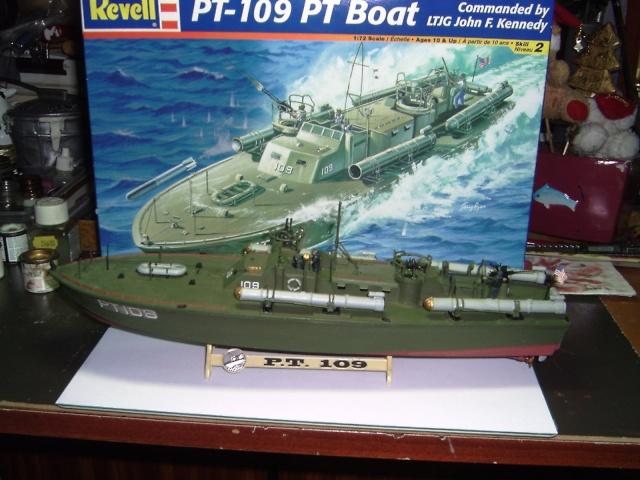 le PT-109 par l'ancien au 1/72ème - revell Pict0025