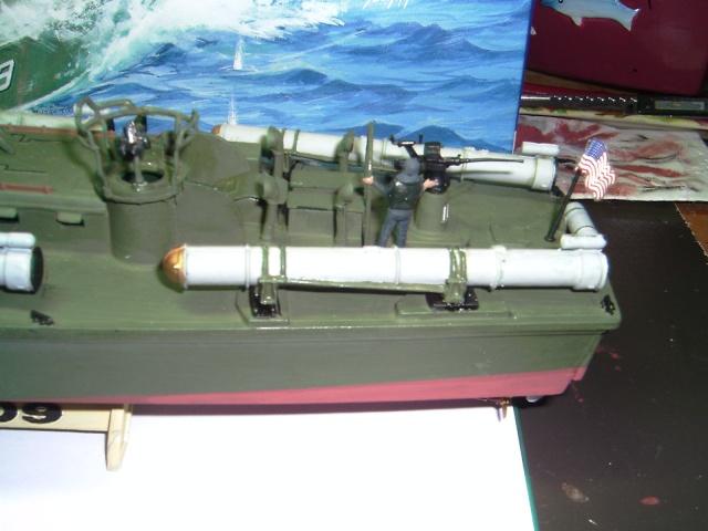 le PT-109 par l'ancien au 1/72ème - revell Pict0028