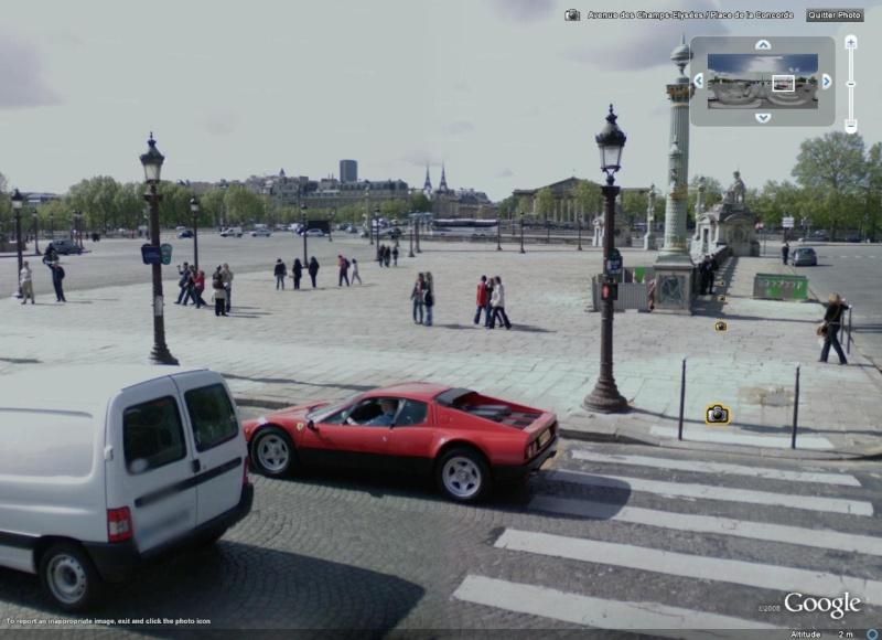 STREET VIEW : belles voitures (France) - Page 2 Ferrar11
