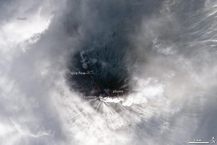 Earth Observatory - Images de la NASA Klyuch10