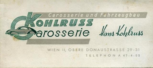 Kohlruss Carosserie 8510