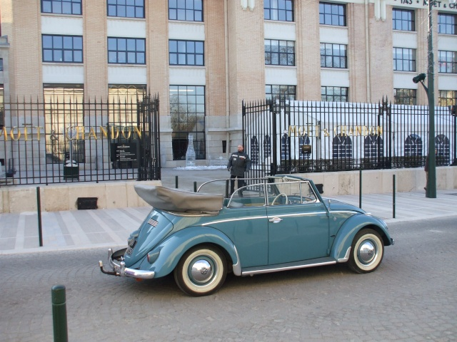 Cabriolet Golf Blue 1961 Photo_10
