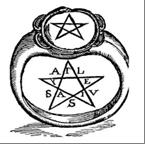le pentagramme - Le pentagramme Anneau10