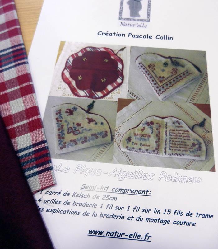 Carrefour des créateurs et savoir-faires textiles à Bussières (42) 2013-510