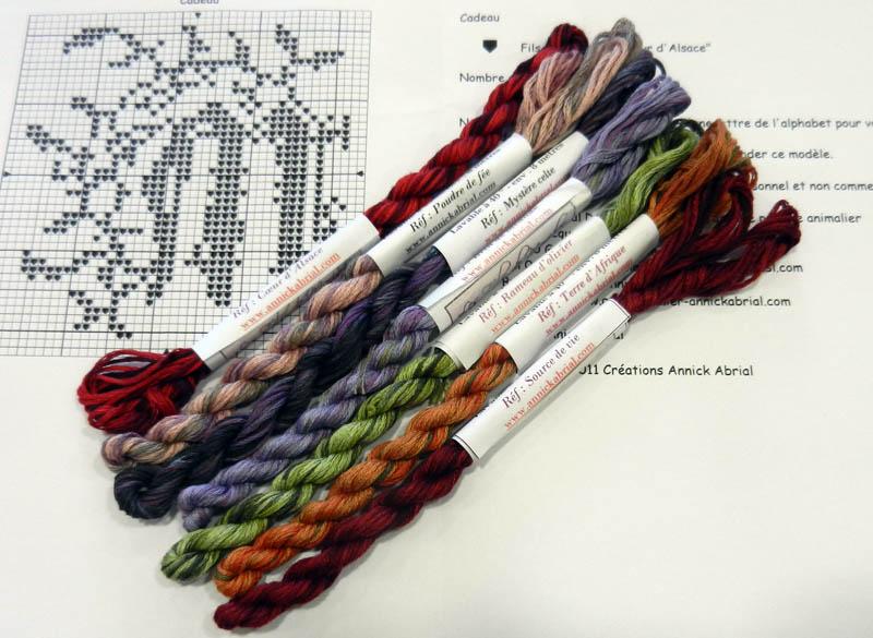 Carrefour des créateurs et savoir-faires textiles à Bussières (42) 2013-511