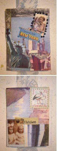 ATC : Artist Trading Cards Bonvoy10