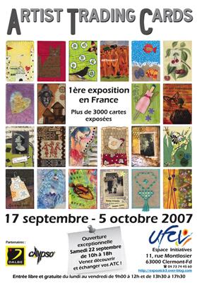 ATC : Artist Trading Cards Image_10