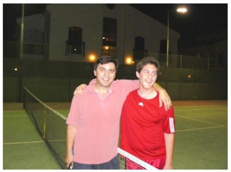 Pearl Gardens - Tennis Cup 2008. II Image012
