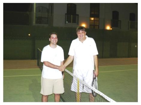 Pearl Gardens - Tennis Cup 2008. II Image013