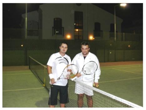 Pearl Gardens - Tennis Cup 2008. II Image014