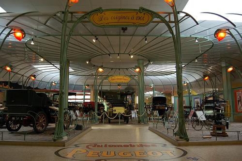 L'histoire du musée de l'aventure Peugeot [Topic général] 33828410