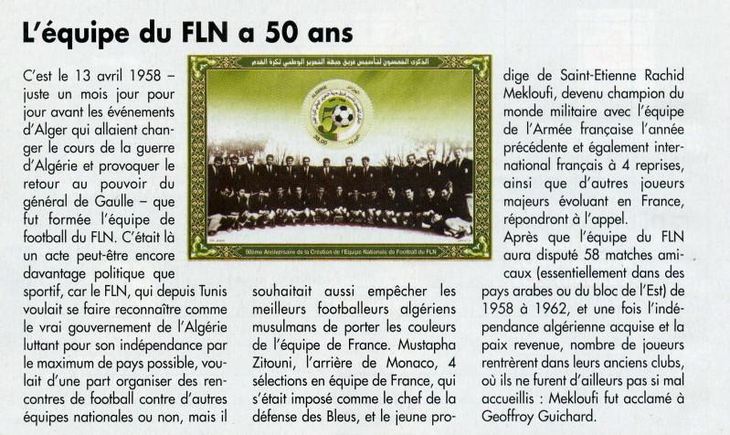 L'EQUIPE DU FLN A 50 ANS Equipe10