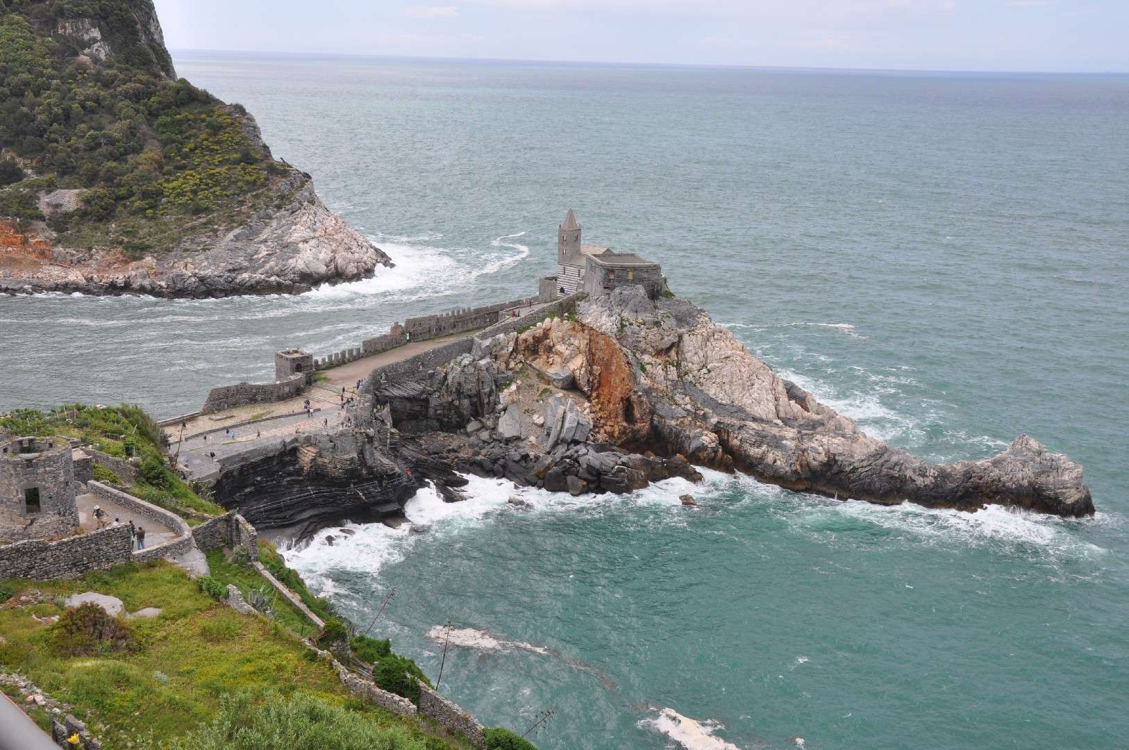Parc naturel régional de Portovenere, Cinque Terre - Italie Dsc_2511
