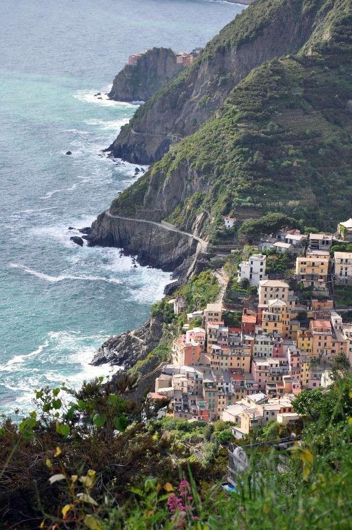 Parc naturel régional de Portovenere, Cinque Terre - Italie Dsc_2611