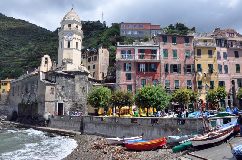 Parc naturel régional de Portovenere, Cinque Terre - Italie Dsc_2615
