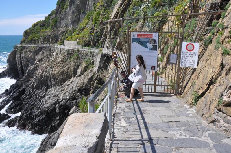 Parc naturel régional de Portovenere, Cinque Terre - Italie Dsc_2710