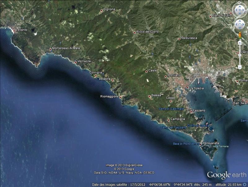 Parc naturel régional de Portovenere, Cinque Terre - Italie Reserv10