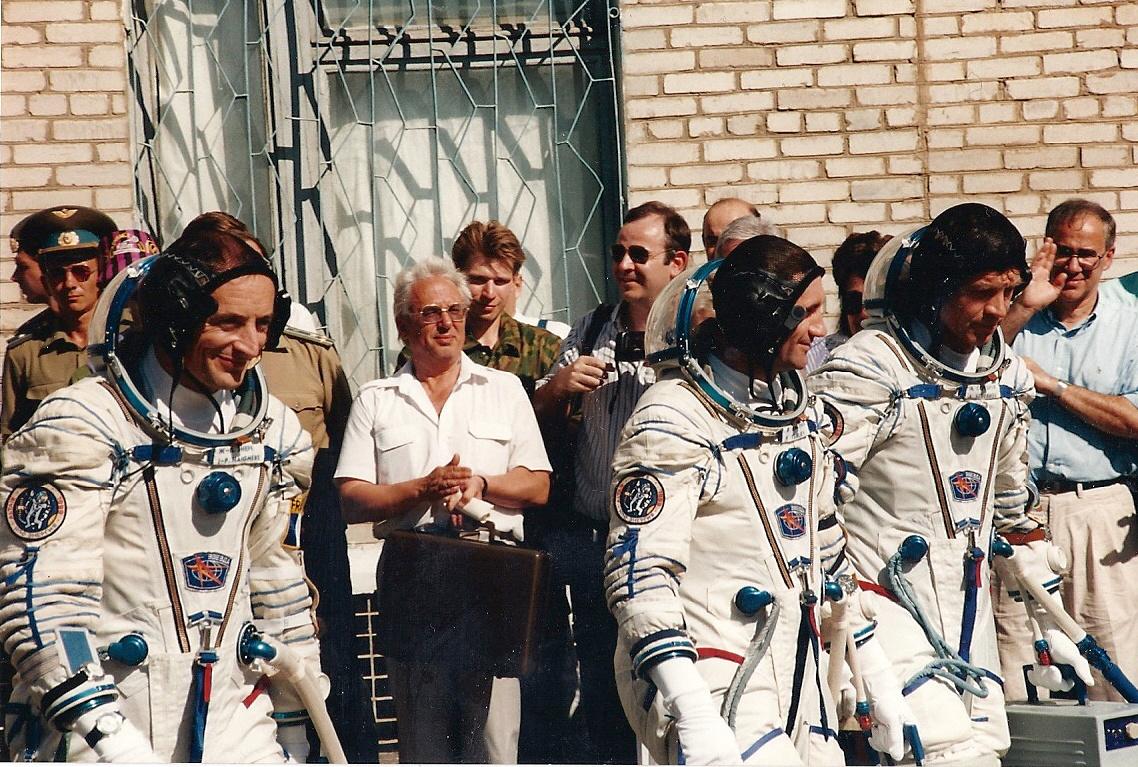 Musée de l'Histoire de la Cosmonautique de Kalouga avec Haignere Haigne10