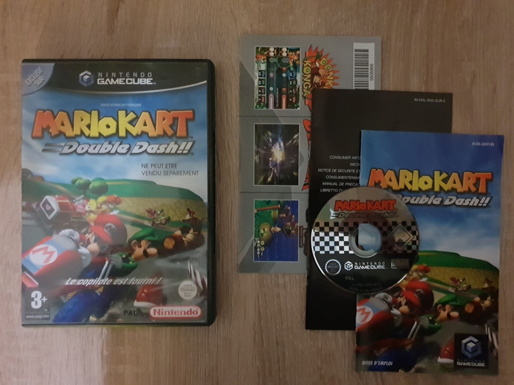 [VDS] Mario Kart Double Dash GC 50917510
