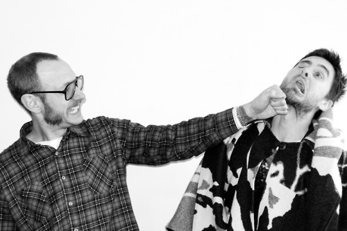 [PHOTOSHOOT] Jared Leto by Terry Richardson - Page 5 Me_pun10