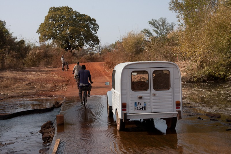 13-de Bamako à Kayes en suivant la voie ferrée Bamako11