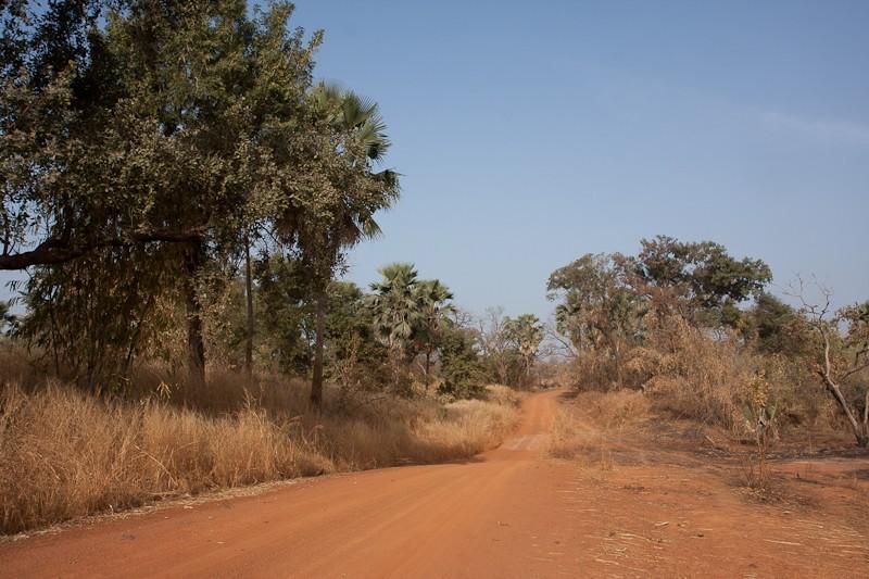13-de Bamako à Kayes en suivant la voie ferrée Bamako12