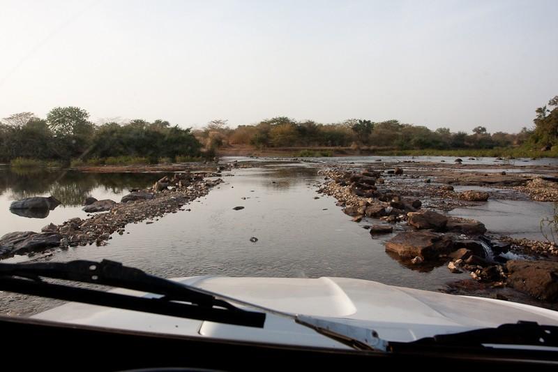 13-de Bamako à Kayes en suivant la voie ferrée Bamako13
