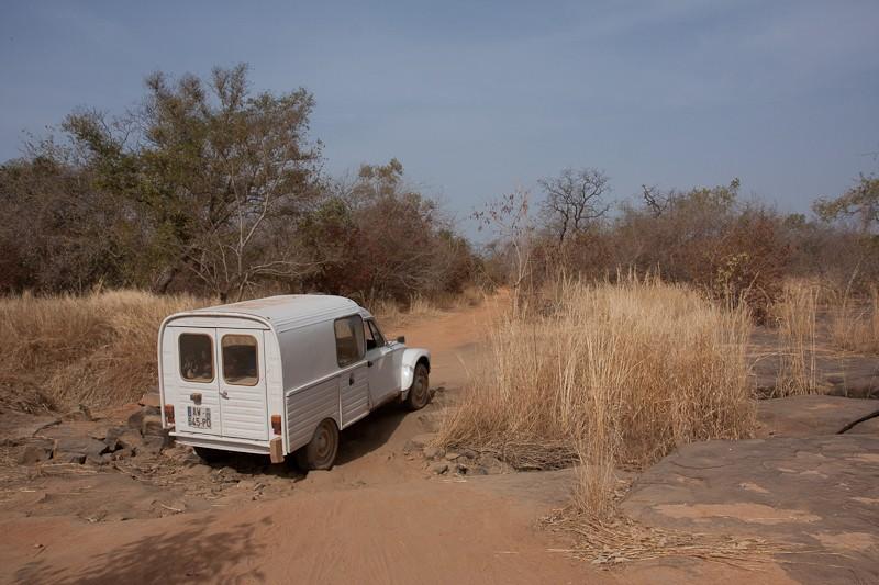 13-de Bamako à Kayes en suivant la voie ferrée Bamako17