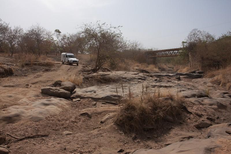 13-de Bamako à Kayes en suivant la voie ferrée Bamako18