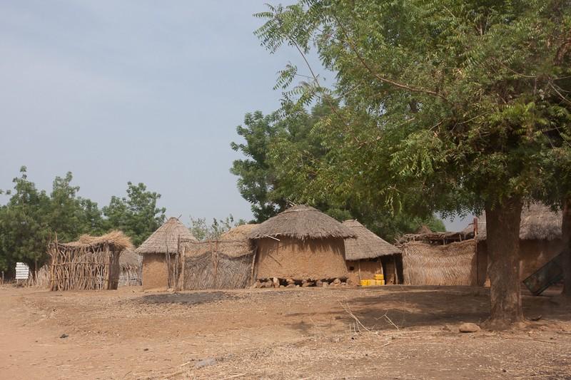 13-de Bamako à Kayes en suivant la voie ferrée Bamako19